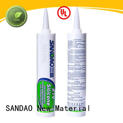 SANDAO newly rtv silicone rubber manufacturer for converter