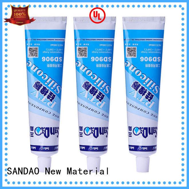 SANDAO economical rtv silicone rubber wholesale for power module
