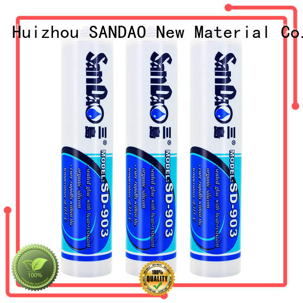 SANDAO waterproof rtv silicone rubber for substrate