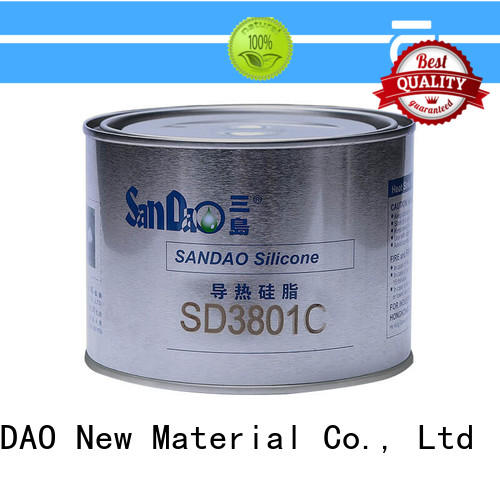 SANDAO newly rtv silicone rubber certifications for electronic products