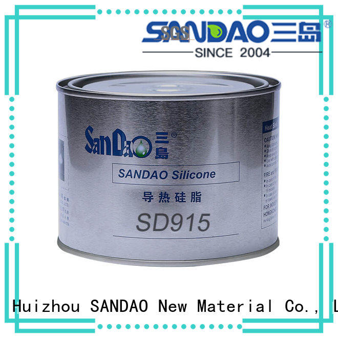 SANDAO high-quality Thermal conductive material TDS factory price for Semiconductor refrigeration