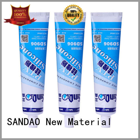 SANDAO onecomponent One-component RTV silicone rubber TDS for converter