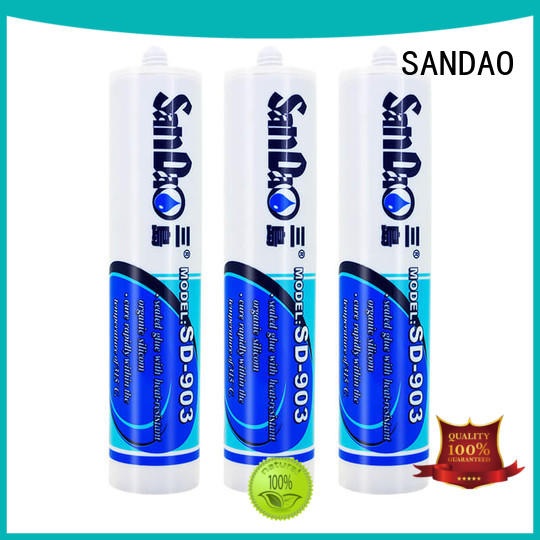SANDAO effective One-component RTV silicone rubber TDS in-green for electronic products