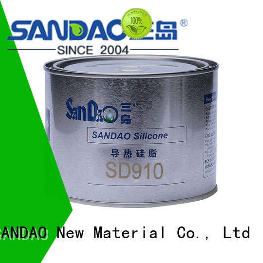 SANDAO reliable Thermal conductive material TDS producer for oven