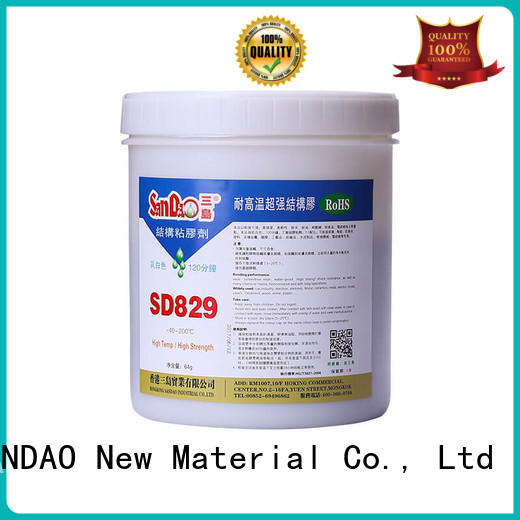 resin epoxy resin adhesive for TV power amplifier tube SANDAO