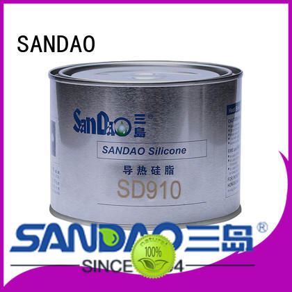 SANDAO quality Thermal conductive material TDS order now for induction cooker