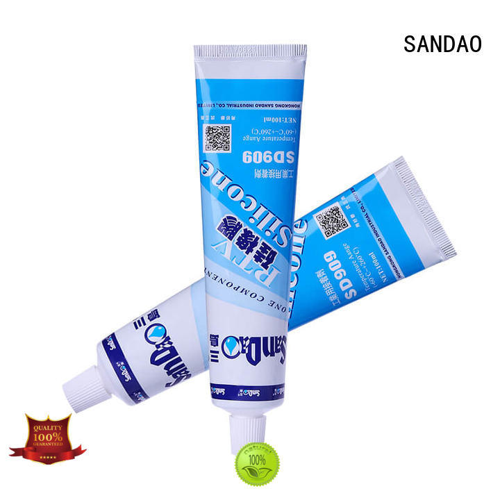 SANDAO waterproof One-component RTV silicone rubber TDS wholesale for power module