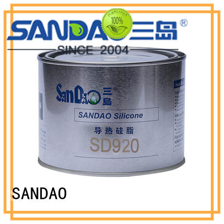 SANDAO durable Thermal conductive material TDS factory price for oven