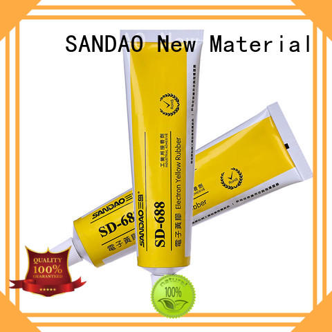SANDAO environmental One-component RTV silicone rubber TDS long-term-use for converter