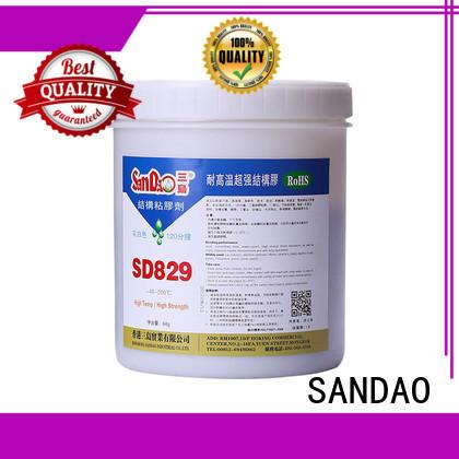 SANDAO reasonable epoxy ab glue order now for oven
