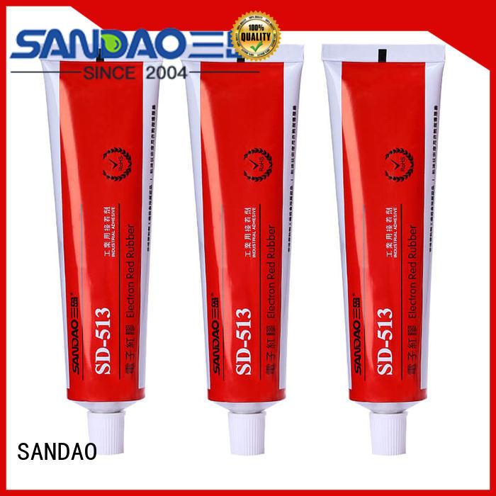 anaerobic adhesive anti leakage anaerobe looseness proof SANDAO Brand company