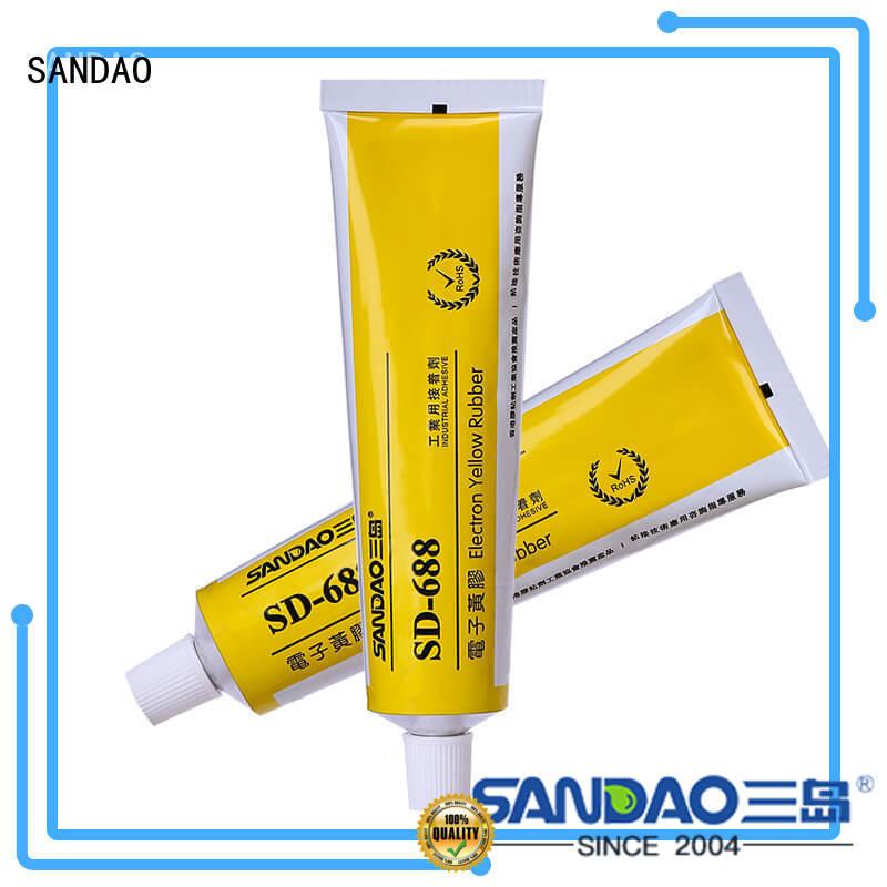 rtv silicone rubber for converter SANDAO