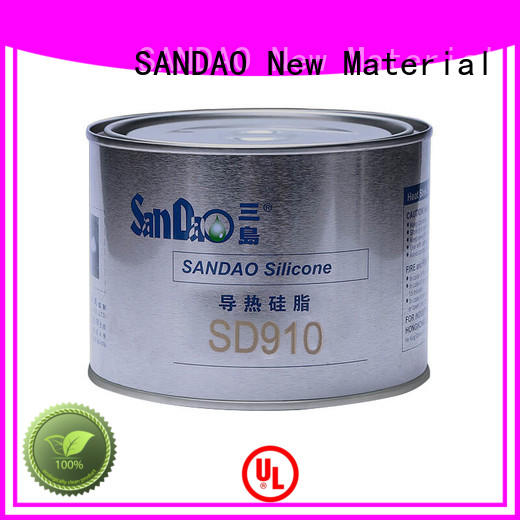 SANDAO high-quality Thermal conductive material TDS order now for coffee pot gap filling