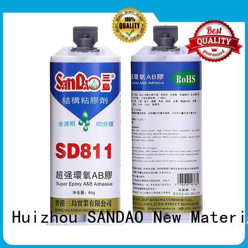 SANDAO popular epoxy resin sealant bulk production for heat sink
