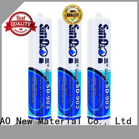 SANDAO gel rtv silicone rubber long-term-use for converter