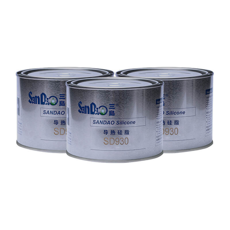 High thermal conductivity silicone grease SD930