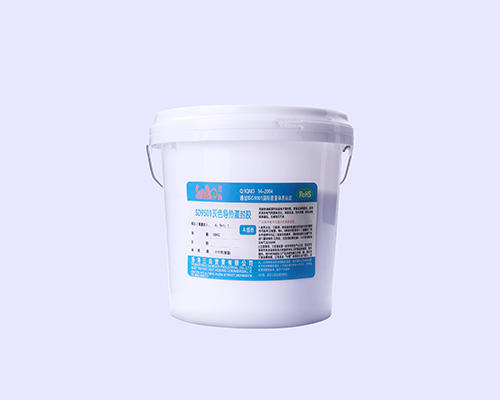 durable Two-component addition-type potting adhesive TDS resin  supply for electronic parts