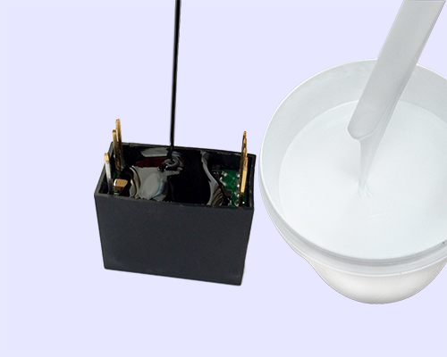 durable Two-component addition-type potting adhesive TDS resin  supply for electronic parts-9