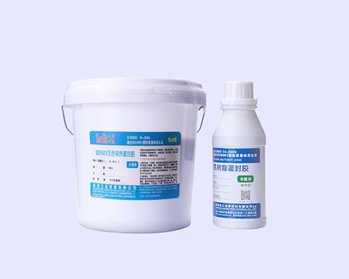 environmental  Two-component addition-type potting adhesive TDS silicon vendor for electrical products-11