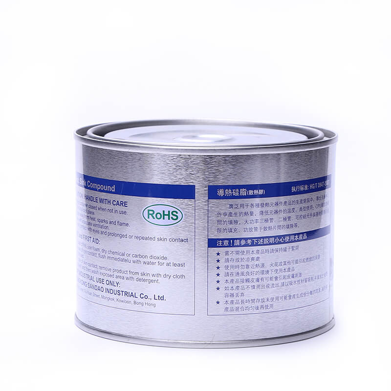 Thermal conductive silicone grease SD915