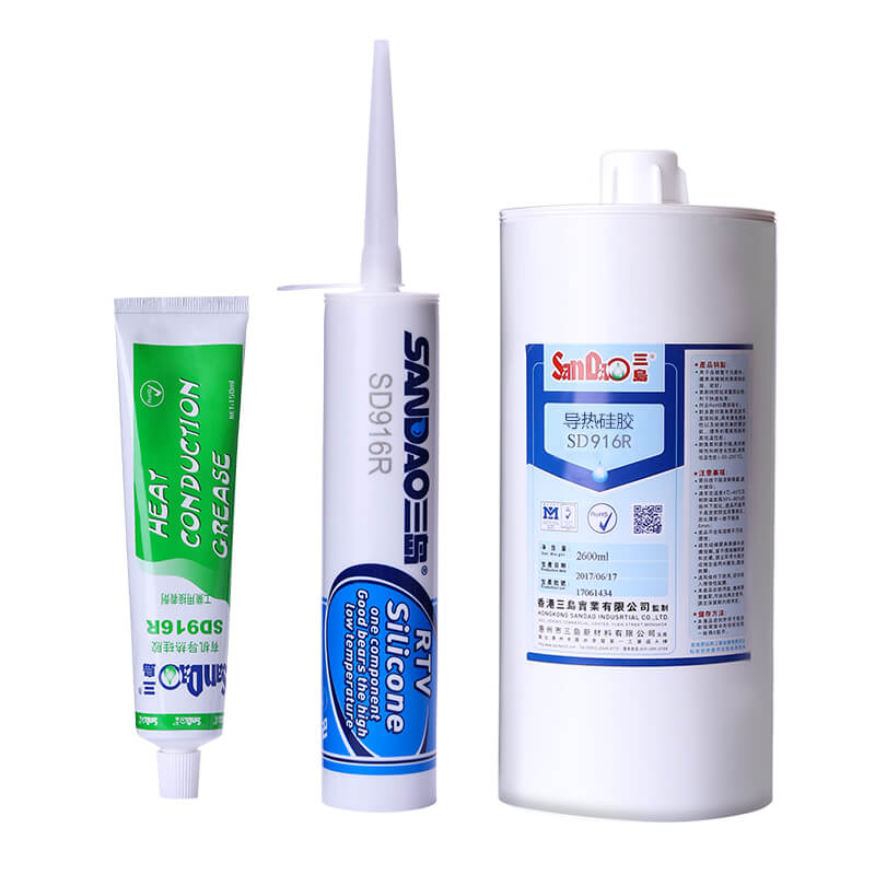 SANDAO One-component RTV silicone rubber TDS in-green for substrate-1