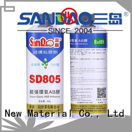 Hot epoxy resin adhesive electronic SANDAO Brand