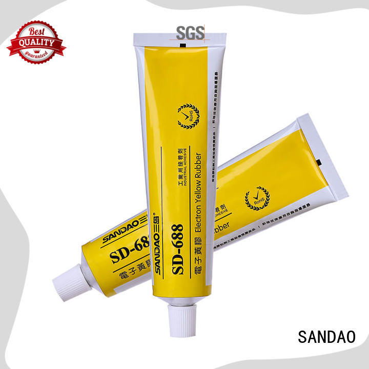 rtv silicone rubber widely-use for power module SANDAO