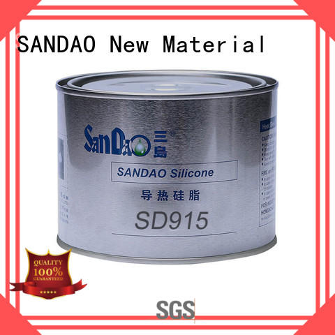 SANDAO quality gas resistant rtv temperature for TV power amplifier tube