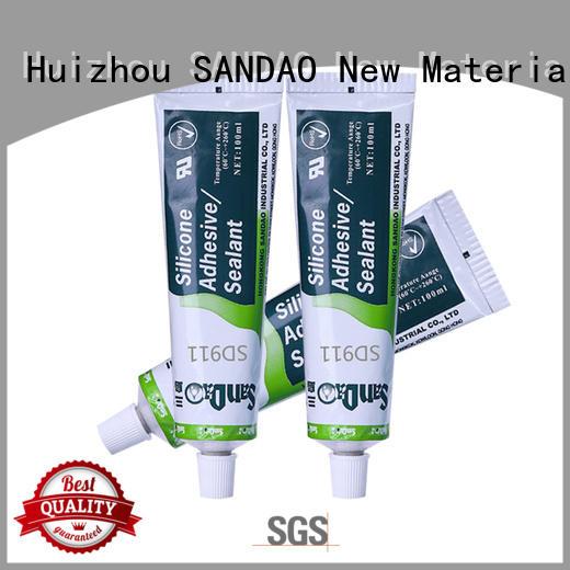 SANDAO newly rtv silicone retardant for electronic products