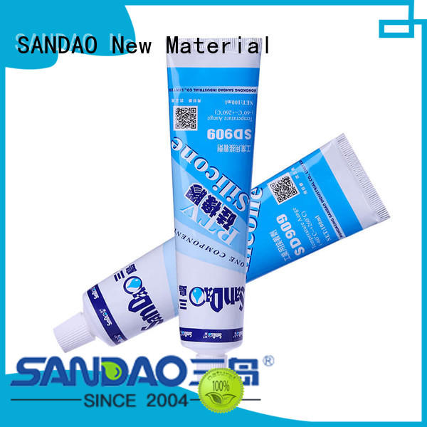 SANDAO hot-sale One-component RTV silicone rubber TDS widely-use for screws