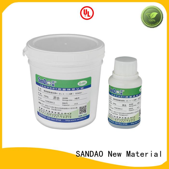SANDAO Brand adhesive silicon electronic custom