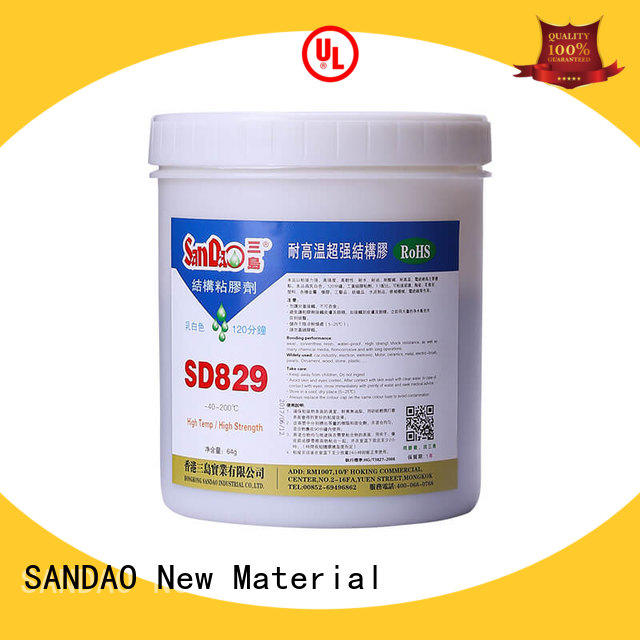 SANDAO epoxy ab glue from manufacturer for Semiconductor refrigeration