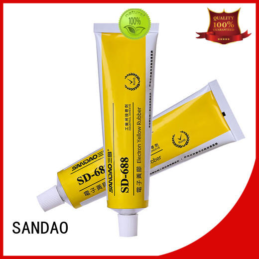 SANDAO new-arrival rtv silicone rubber for power module