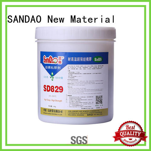 potting Two-component epoxy structure bonding free design for induction cooker SANDAO