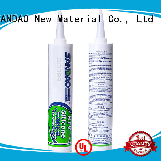 SANDAO hot-sale rtv silicone rubber factory for diode