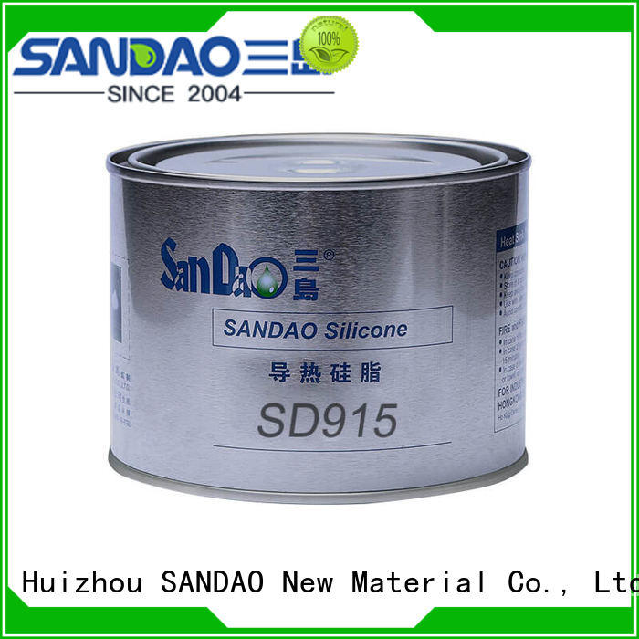 SANDAO conductive Thermal conductive material TDS bulk production for Semiconductor refrigeration