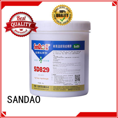 SANDAO comfortable epoxy resin sealant for electronic products