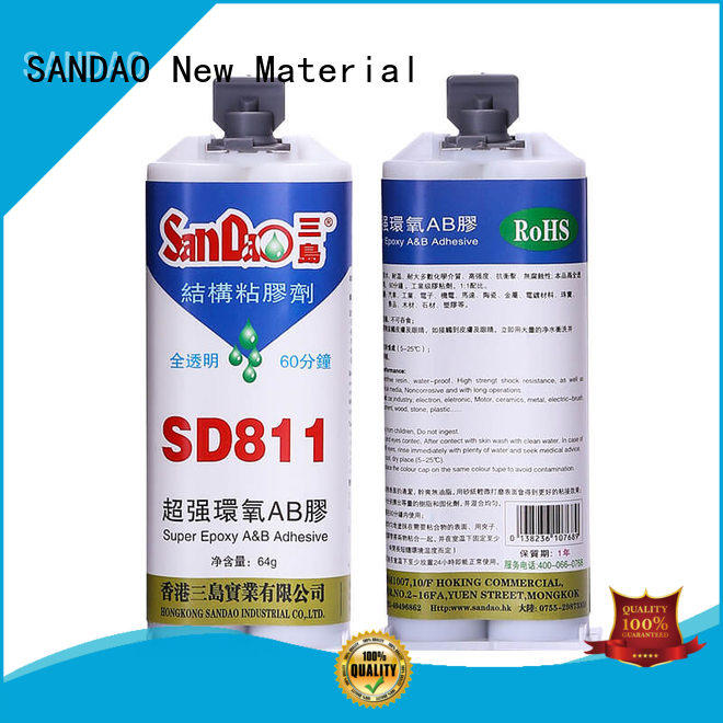 popular Two-component epoxy structure bonding resin for induction cooker