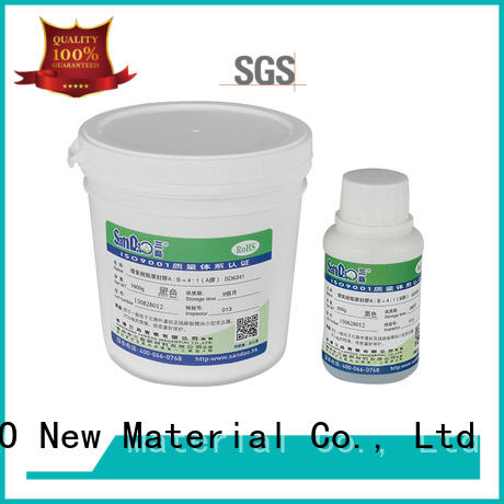 Two-component addition-type potting adhesive TDS supply for electrical products