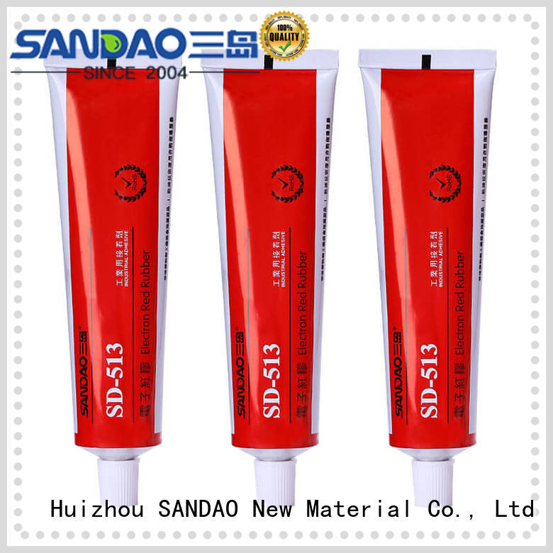 SANDAO leakproof lock tight glue for fixing products