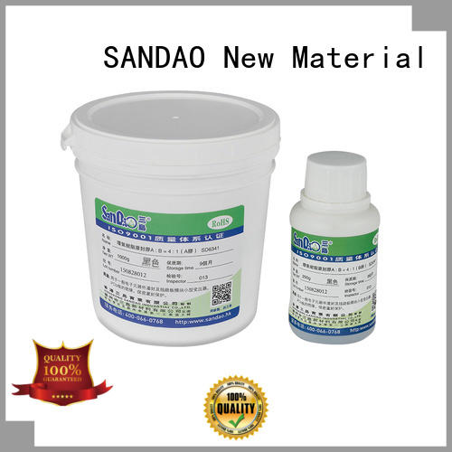 new-arrival ge rtv silicone for fixing products SANDAO