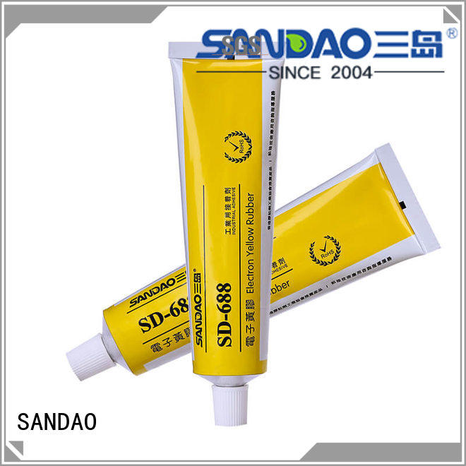 waterproof rtv silicone rubber economical for power module