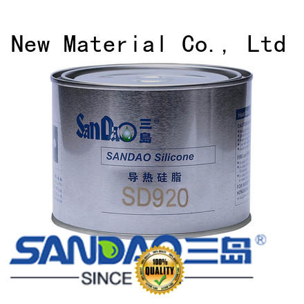 SANDAO useful Thermal conductive material TDS bulk production for heat sink
