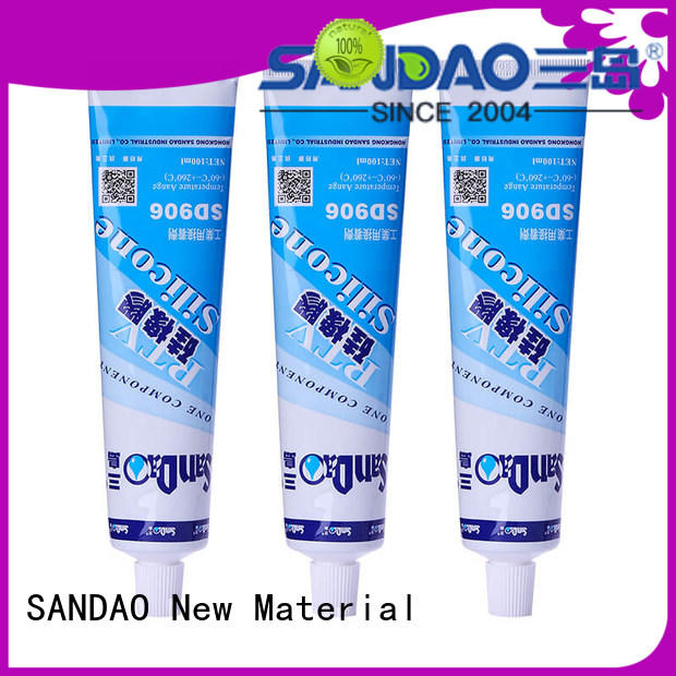 SANDAO effective One-component RTV silicone rubber TDS wholesale for screws