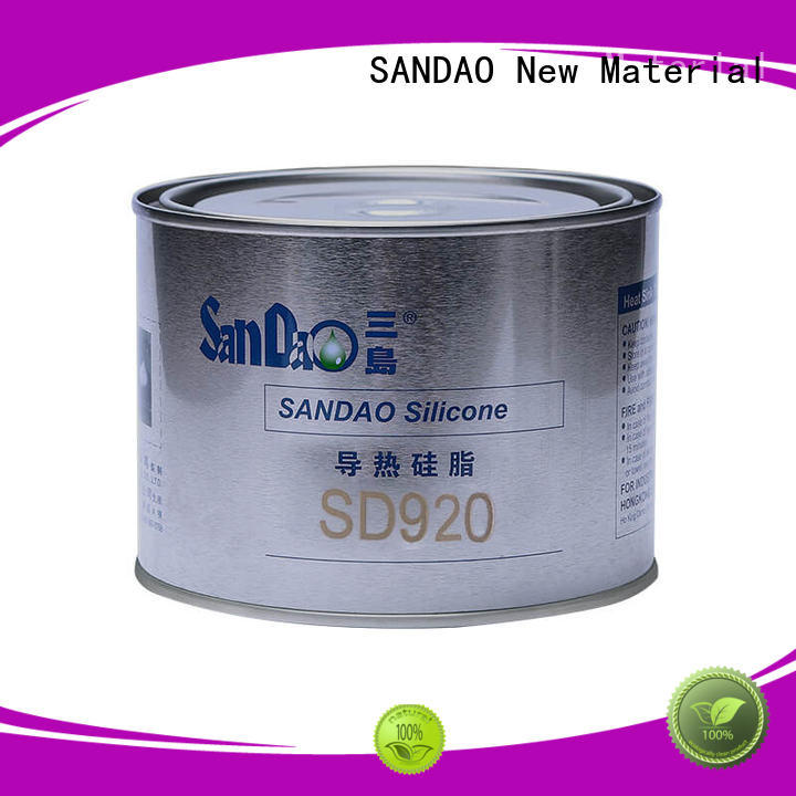 High temperature resistant heat conductive silicone grease SD920