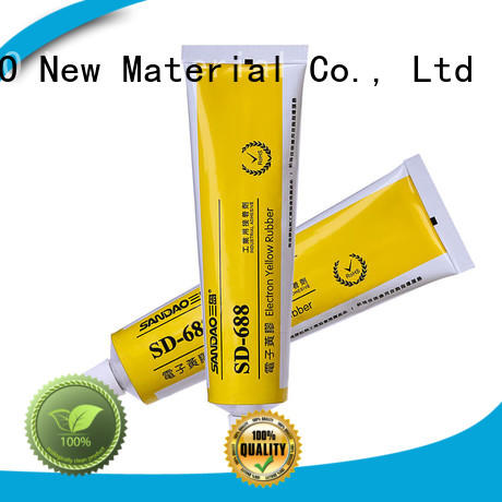 SANDAO newly One-component RTV silicone rubber TDS producer for converter