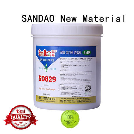 SANDAO structural epoxy resin from manufacturer for electronic products