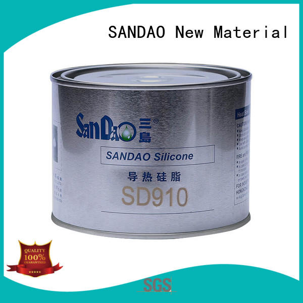 SANDAO high-quality gas resistant rtv silicone for induction cooker