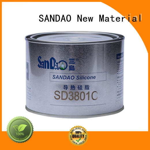 One-component RTV silicone rubber TDS coating for screws SANDAO