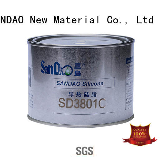 SANDAO effective One-component RTV silicone rubber TDS in-green for screws